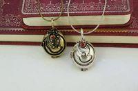 2013 New Fashion Vampire Diaries Elena Nina Verbena Vintage Pendant Necklace Jewelry 20PCS/LOT Free Shipping
