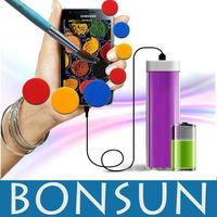 идеальный подарок! лучшее качество 2600mah usb мощность банка портативный внешний аккумулятор для samsung i9300, iphone, мобильный телефон bs55