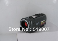 "720P HD,16x digital zoom digital camcorder with 3.0"" TFT LCD and 12MP Image resolution,DV-888 DV888  HDV-888 ,Free Shipping"