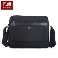 Man bag casual bag shoulder bag messenger bag canvas bag male 13.3 laptop bag