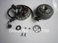 dirt bike parts, LF140cc rotor kit