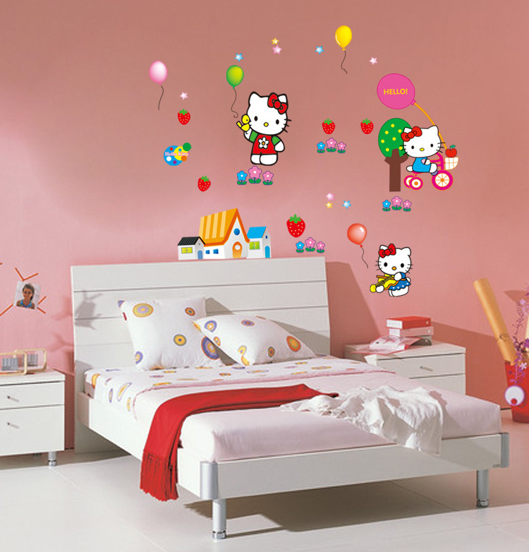 hello kitty baby nursery decor | Home Interior Design Ideas