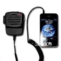 Shoulder Speak Mic Walkie Talkie for Cell Phone walkie talkie