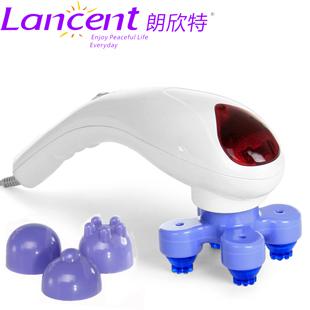 Electric massage stick rl-703 vibration massage hammer leg