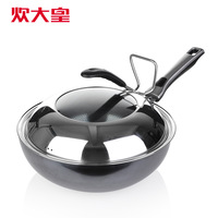 Iron Wok pearl wok and Cooker  available Health iron wok