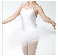 Perform dress, Ballet skirt spaghetti strap, ballet dance tulle tutu dress, big girl, lady.