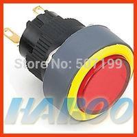 HABOO HBB16-H dia.16mm waterproof IP65 ring color electric  illuminated indicator led light 6V,12V,24V,110V,220V