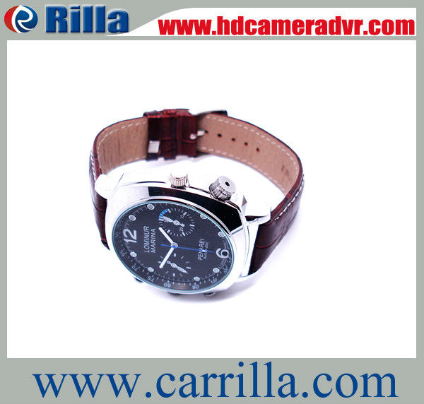 2013 Hot sell built-in 4GB waterproof watches Camera 1280*720 30fps Mini Hidden Camera With Retail Box(China (Mainland))
