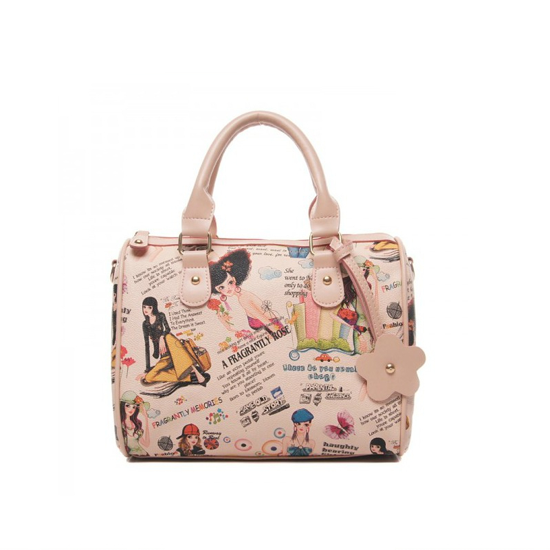 Pretty girl hand fashion handbags(China (Mainland))