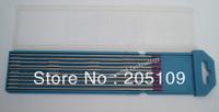 "Tungsten rods 2.0*150mm 5/64x6"" WT20 Thoriated Tungsten Electrode for TIG welding torch ACDC TIG PULSE TIG welding machine"