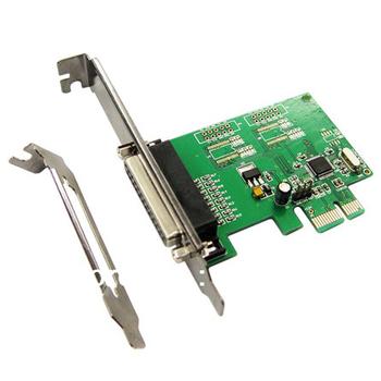 IOCREST PCI-E parallel port expansion card