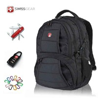 free shipping SWISSGEAR brand 14in 15in laptop computer hiking equipment backpack hydration pack
