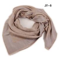 fashion women lady silk +wool scarf scarves lurex shawl black grey beige top quality free shipping