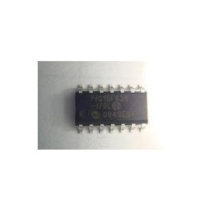 The new original PIC16F630-I/SL PIC microcontroller chip SOP14(China (Mainland))
