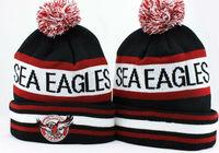 Australia Rugby Team Sport Pom Pom Beanies Warm Men Hat Fashion High Quality Knitted Cap Cheap Price Skullies Wholesale