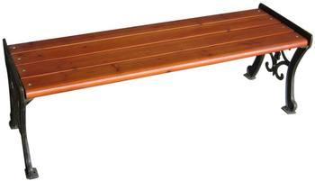 park bench HM440A