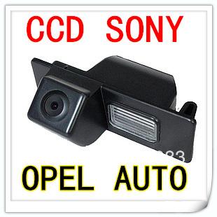 CCD SONY CAR CAMERA FOR Opel Corsa Astra Vectra Meriva Zafira FIAT Grande Punto