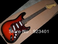 best Factory guitar 2011 new arrival Fire Burst FD electric guitar in stock