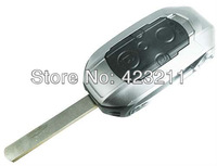 Uncut Blade Flex Retractable Key Case Shell For HONDA Pilot Civic S2000