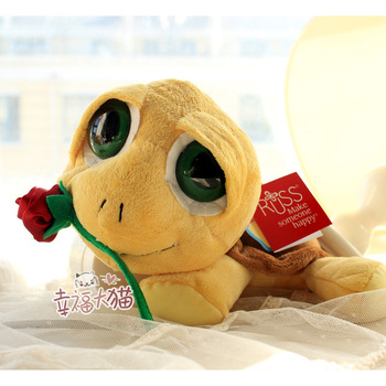 Russ turtle rose turtle plush toy doll day gift