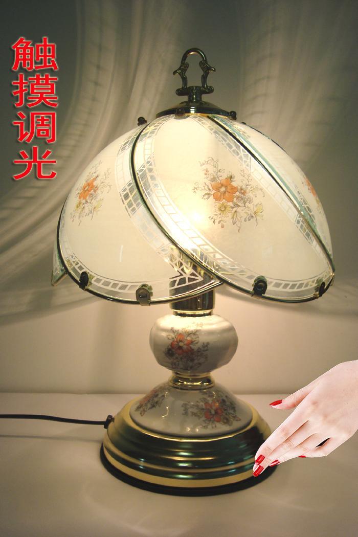 Сенсорный настольная лампа