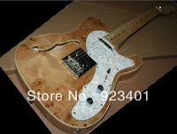 best Factory guitar New Arrival Hollow TL Electric Guitar OEM Musical Instruments in stock