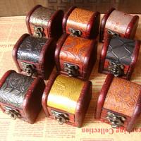 The latest fashion handmade wooden boxes small trinket organization wholesale free shipping