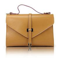 2013 women's handbag preppy style fashion vintage briefcase candy color small fresh one shoulder cross-body handbag
