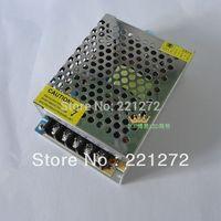 12V 60W switching power supply input AC100-240V, DC12V output lamp with Power DC12V monitoring power