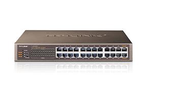 Tplink 24 full gigabit managed switch tl-sg1024dt desktop type