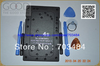 For iphone 4s 7in1 Screwdriver Repair Opening Display Tool Kit Set with the screws plate
