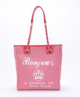 Big c 2014 limited edition canvas handbag bag one shoulder