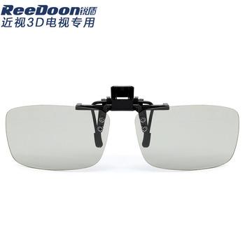 Myopia clip circular polarizer polarized konka 3d changhong tv