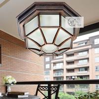Outdoor waterproof ceiling light outdoor balcony the door bathroom ceiling light moisture-proof lamp