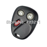 Blank Remote Key Shell Case For Buick GMC Cadillac Chevrolet Avalanche 3BT  FT0285
