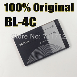 Original BL-4C Nokia battery 6300 6100 3500c 2220S X2 6131(China (Mainland))