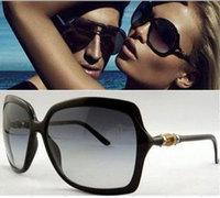 New Fashion Brand 5 Colors Women's Sunglasses High Quality Driver Sun Glasses Free Shipping , GA003