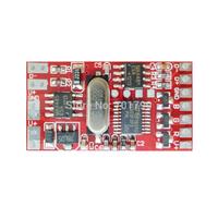 DM-103;3 channel RGB dmx constant voltage decoder,DC12-24V input,max 2A*3channel output