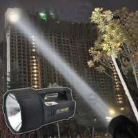 Searchlight lamp portable hand lamp dimming