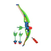Free shipping  Air Hunterz Outdoor Fun Soft  Flying Arrow the ultimate foam bow and arrow combo.