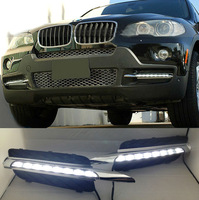 Excellent Quality daytime running light for for BMW X5/E70 DRL 2007-2009, Ultra-bright LED illumination, easy installation