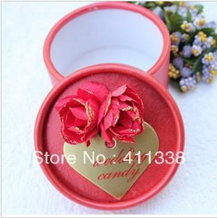 Limited-time special cylinders creative roses and joyful joyful box box products wholesale(China (Mainland))