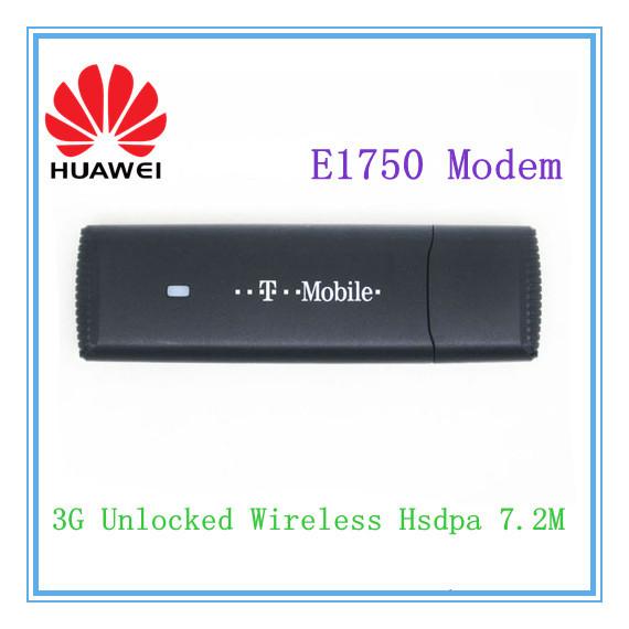 Huawei E1750 WCDMA 3G USB Wireless Modem Dongle Adapter SIM TF Card HSDPA EDGE GPRS Android System(China (Mainland))