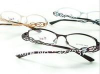 full rim women female man super light metal alloy optical myopia glasses frame new arrival