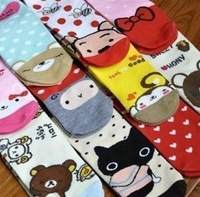 Super cute cartoon   stockings manufacturer direct for Japan and South Korea the single