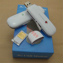 Free Shipping Huawei K3520 HSDPA 3G Wireless USB Modem Support SMS/Micro SD Card(China (Mainland))