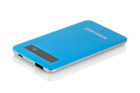 High Quality Universal Ultra-thin Metal 6000mAh Power bank battery Charger for apple iphone samsung galaxy Note s3,