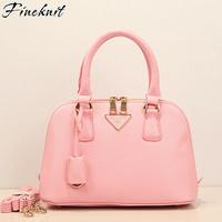 Fineknit2013 fashion cross shell bag candy color handbag cross-body small bags