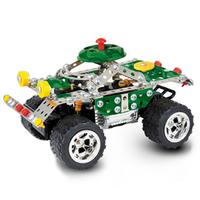 Metal assembling building blocks car remote control car toy car tank assembling building blocks metal