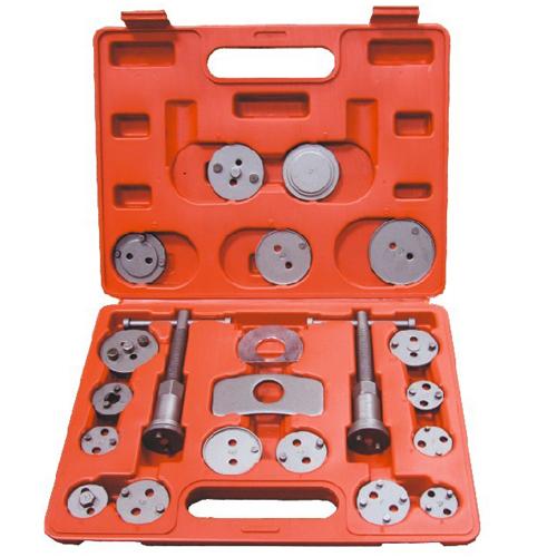 21pieces Brake Piston Rewind Caliper Wind Back Tool Kit of Brake Repair Tools
